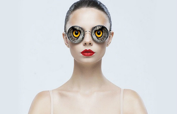20 пар солнцезащитных очков с сумасшедшим дизайном