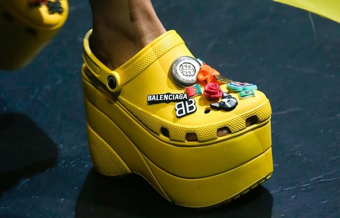 Вот, как выглядит самая модная обувь будущей весны и лета.