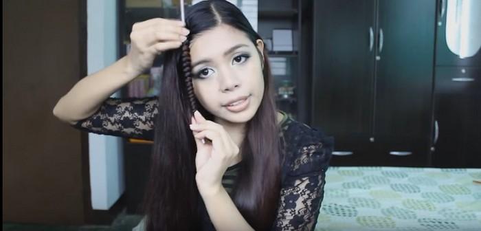 Как сделать афро-завивку без вреда для волос
