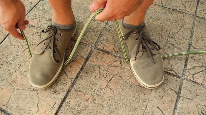 Как разорвать любую веревку без ножа и ножниц