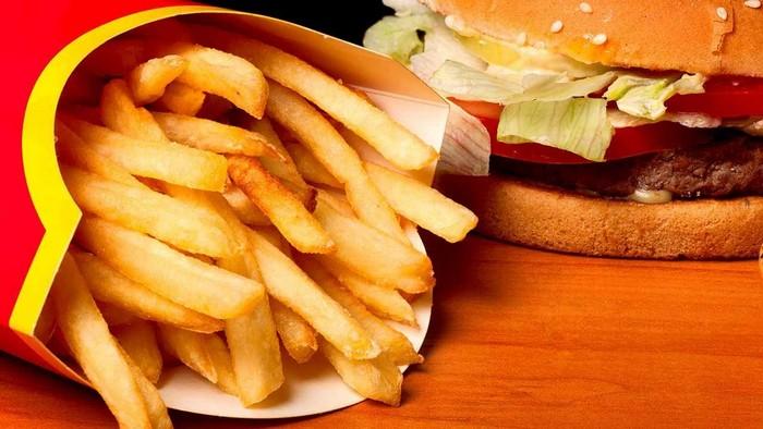 Плохое питание – плохая кожа.