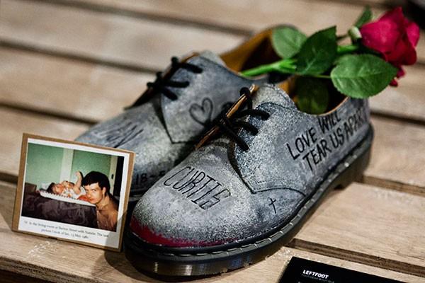 Творческая кастом-коллекция знаменитых ботинок Dr. Martens 1461