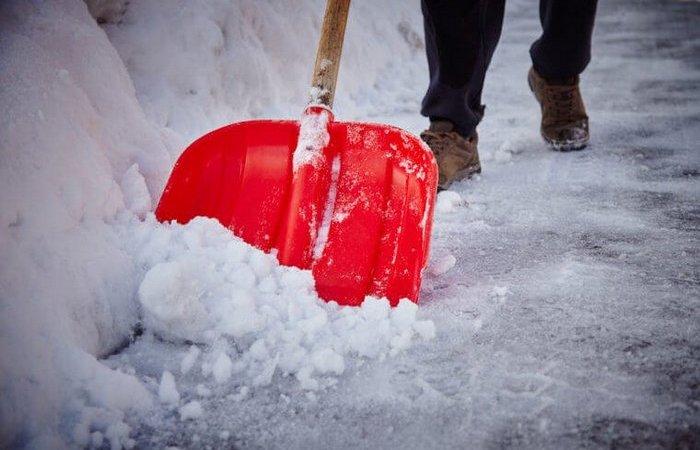 Приятный бонус: на месте снега не появится лёд!