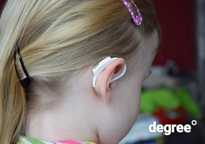 Degree - самый удобный градусник для детей и взрослых, который позволит следить за температурой в реальном времени