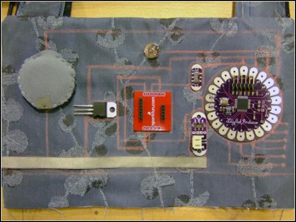 Как не забыть ключи дома: техническая начинка сумки Deja Vu