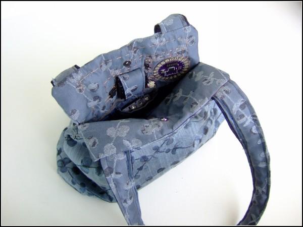 Как не забыть ключи дома: сканирующая сумка Deja Vu