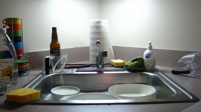 ТОП-7 самых грязных мест на вашей кухне