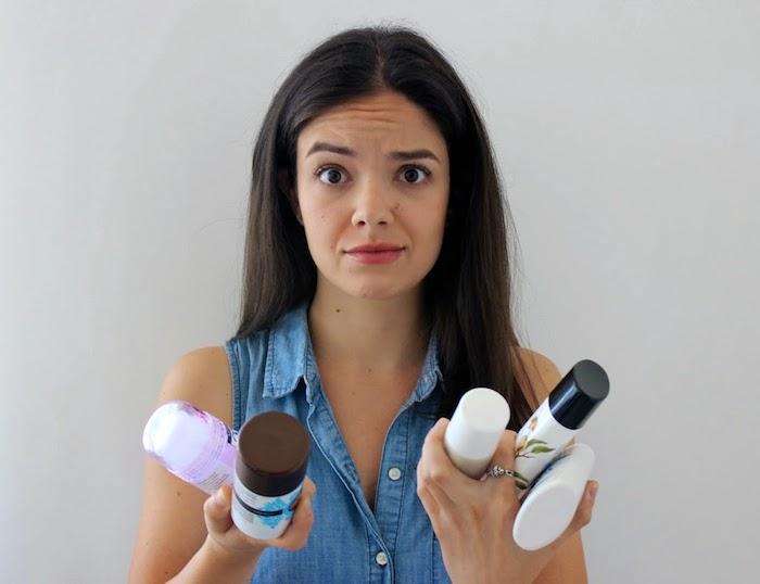 Ну и что такого сложного в дезодоранте?