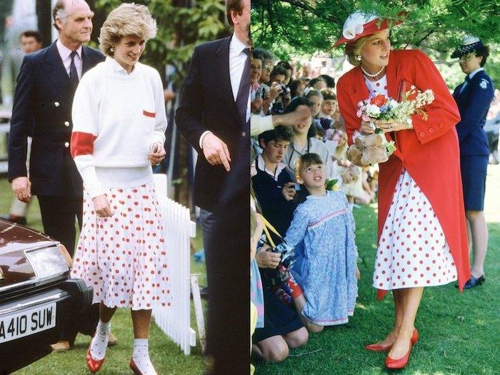 Сложно заподозрить, что в центре образа – одна платье.
