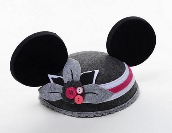Лимитированная коллекция шляпок Микки Мауса для Диснейленда
