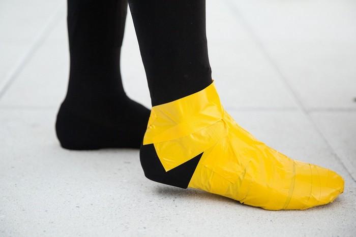 Cапоги супергероя: пошаговая инструкция