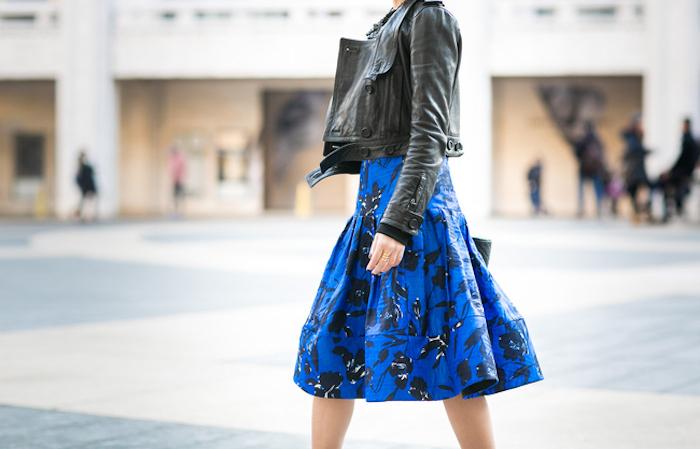 Хитрость для поиска Идеальной длины юбки.