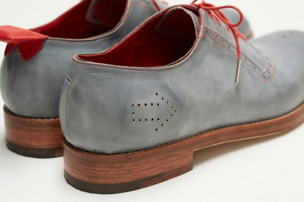 Элегантные туфли со встроенной системой навигации и сказочным прототипом