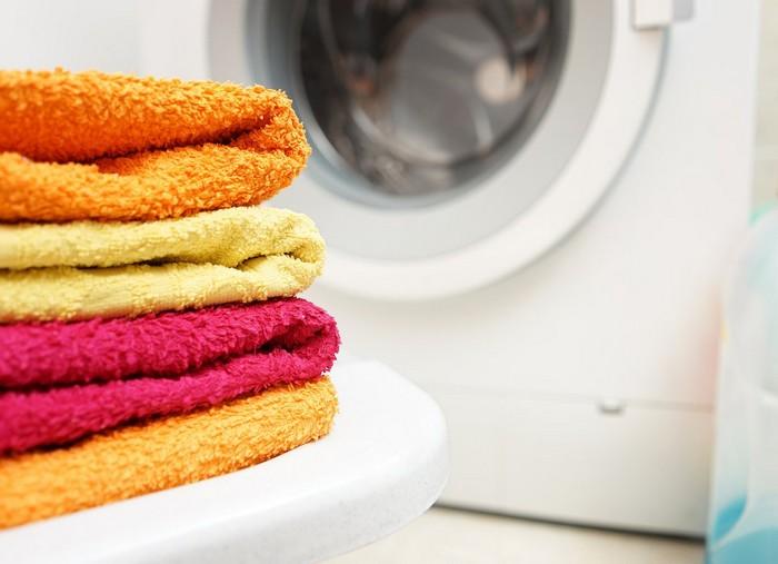 Кондиционер – причина плохого запаха от полотенца.