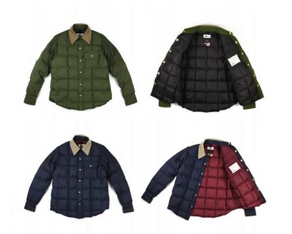 Тёплые рубашки от DQM не дадут замёрзнуть даже в суровые морозы