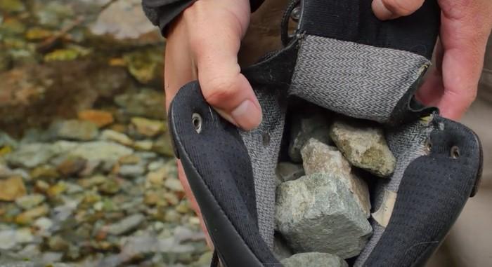 Как высушить обувь в походе – туристический лайфхак
