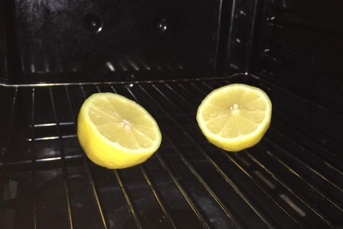 Лимоны против грязной духовки: кто кого?