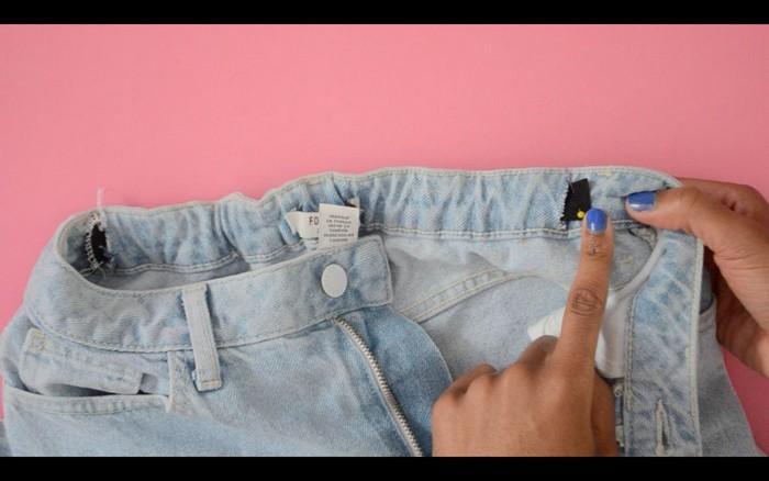 Что делать с одеждой после похудения или как просто ушить любые джинсы