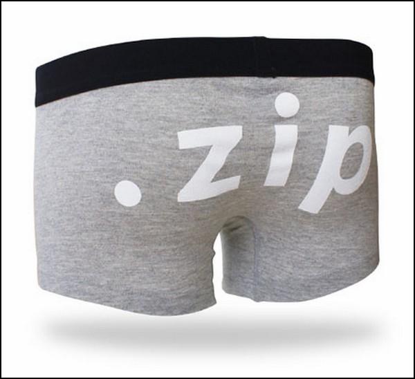 Прикольные трусы «с расширением» Extension Underwear