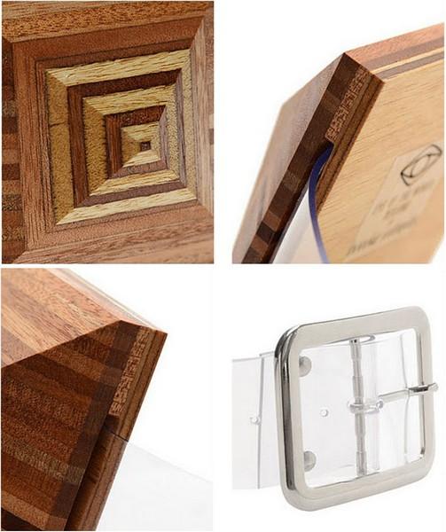 Стильные деревянные аксессуары от студии Eye Of The World Designs