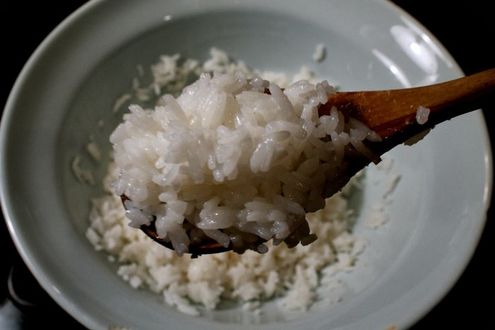 В некоторых странах легально производят искусственный рис.