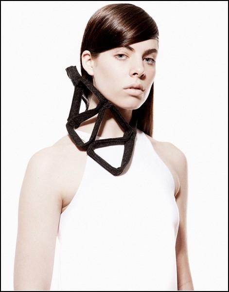 Дизайнерские украшения Fe Wearables принимают любую форму