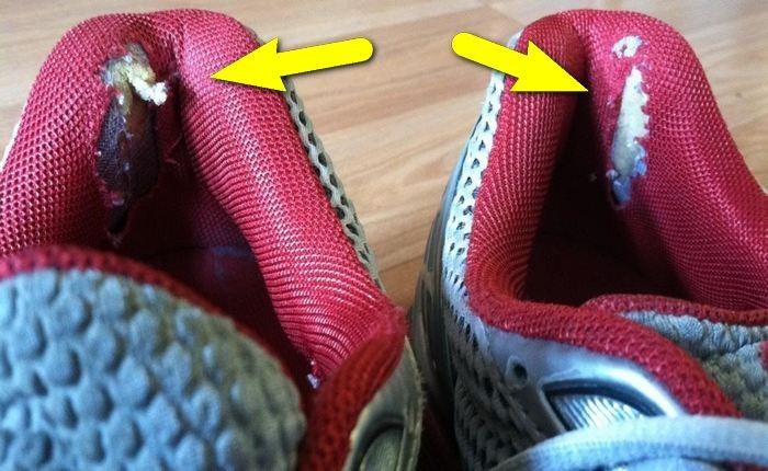 Если обуви стала рваться