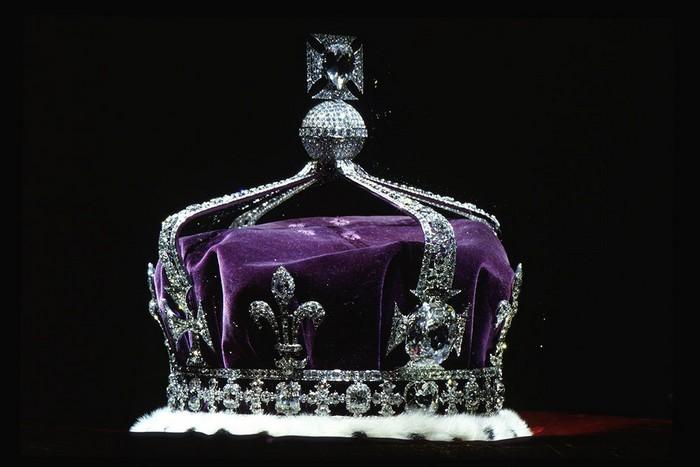 Фиолетовый – только для королей!