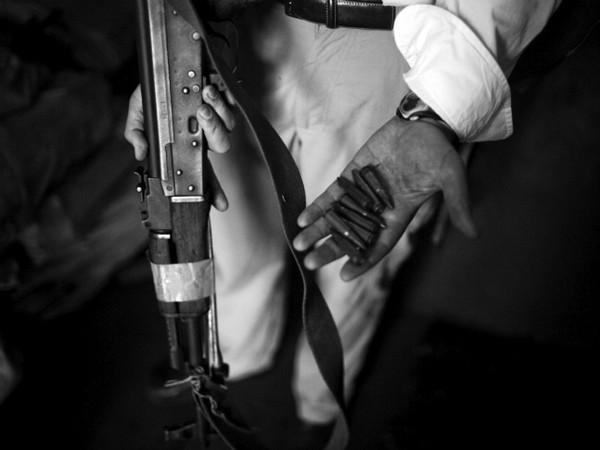Драгоценные украшения из оружия ради мира