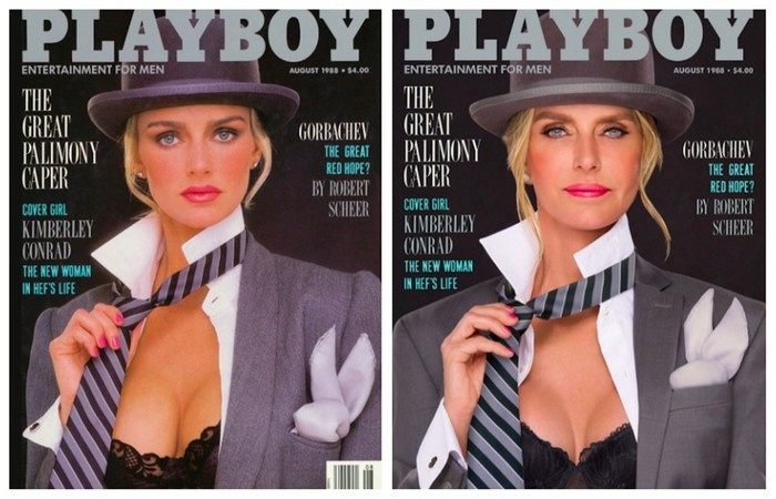 7 экс-моделей Playboy вернулись на обложку и показали, как стареть красиво.