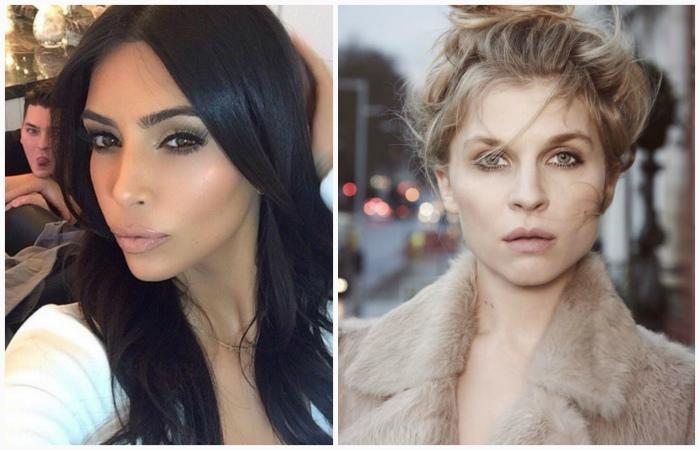 Американский макияж против французского: кто кого?