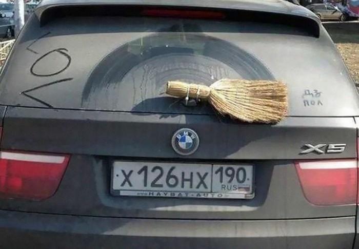 Лайфхак для автомобилистов.