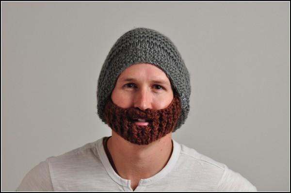Обзор оригинальных шапок и прочих головных уборов: «бородатая» шапка