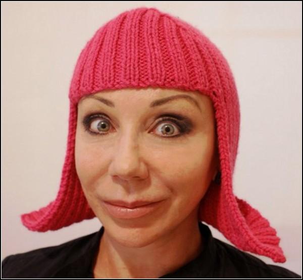 Обзор оригинальных шапок и прочих головных уборов: шапка-парик