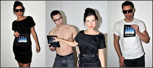Обзор (сомнительно) полезной одежды для фанатов гаджетов: одежда для iPad