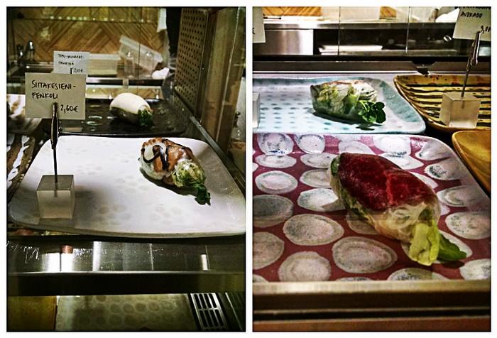 10 колоритных вещей, которые стоит привезти из Хельсинки: финские суши в коцепт-сторе Nuge Shop