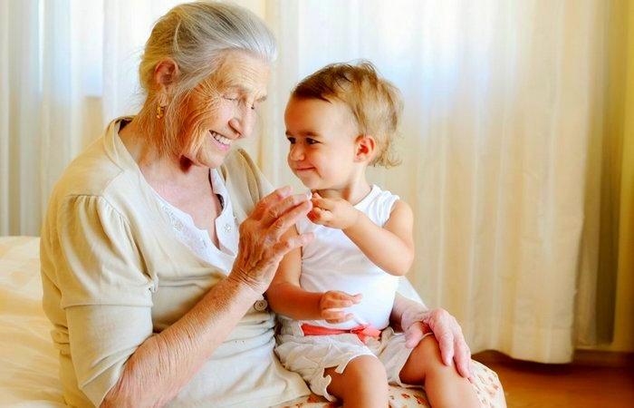 Почему бабушка по материнской линии – самый важный человек для каждого из нас.