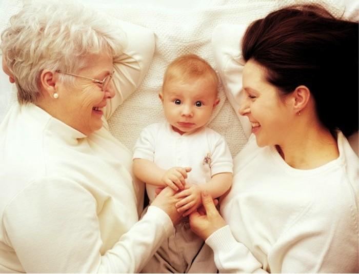 «Гипотеза бабушки» или как бабули повлияли на эволюцию.