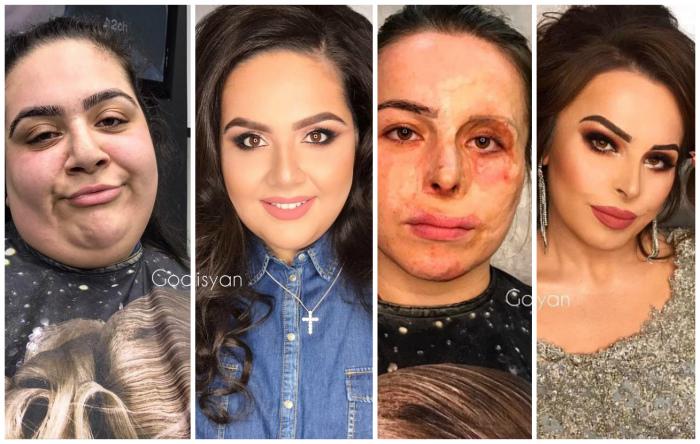 Визажист из Москвы возвращает женщинам уверенность в себе с помощью макияжа