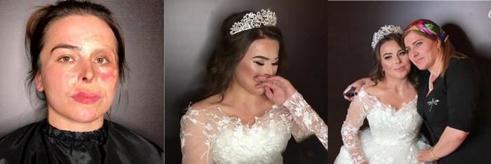 Джамиля будет самой красивой невестой.