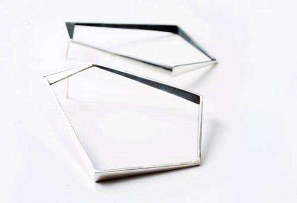 Украшения повышенной геометричности от Гонзало Палмы (Gonzalo Palma)