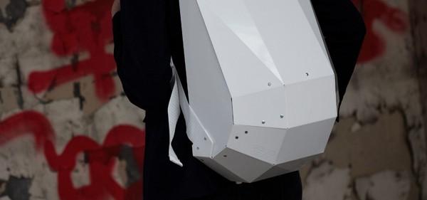 Стильный и эргономичный рюкзак Solid Gray