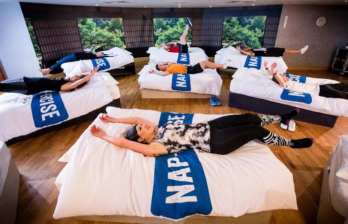 Napercise – тренировки интенсивного сна или как худеть, лёжа в постели