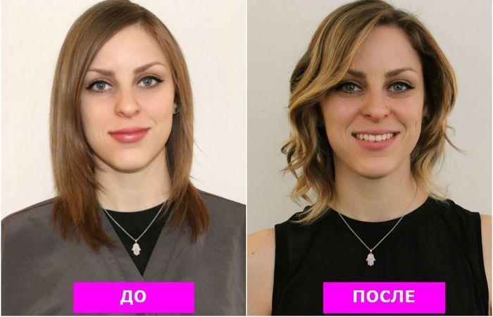 Как скорректировать форму лица без косметики и ножниц.