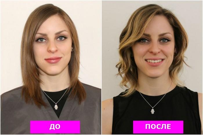Как просто добавить объём и волосам, и лицу.