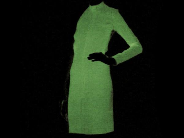 Винтажный наряд от Halston сделает любую женщину ослепительной