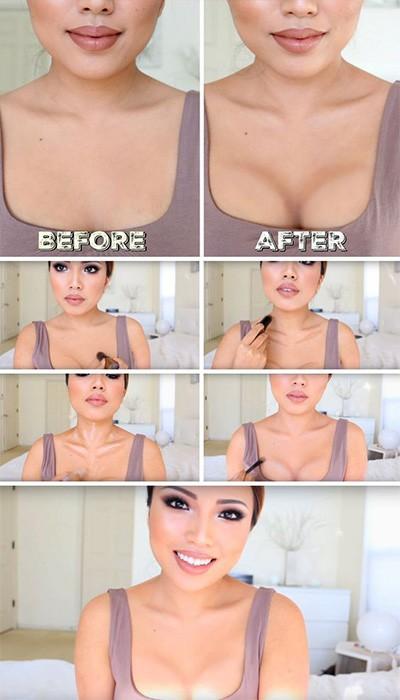 накачать увеличить грудь