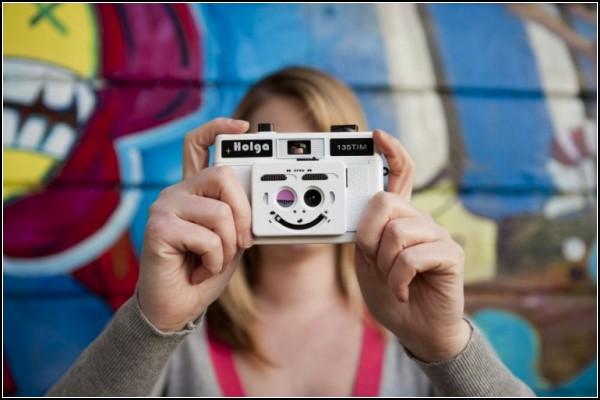 Жизнерадостный 3D фотоаппарат TIM