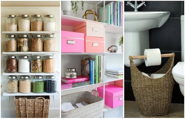 15 вещей, которые есть в доме у очень организованных людей.