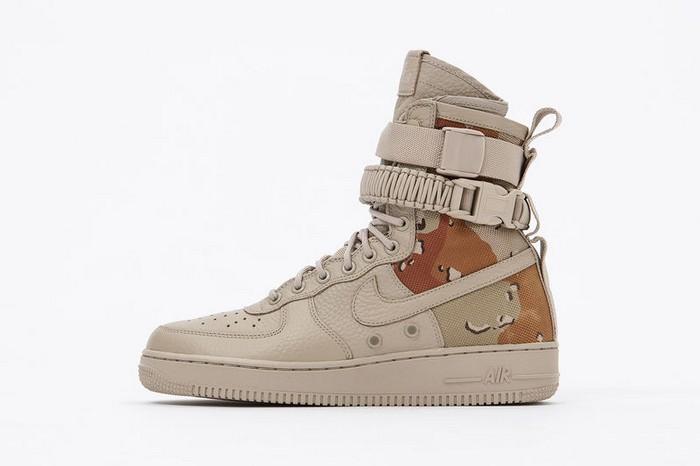 Агрессивные и воинственные Nike SF-AF1